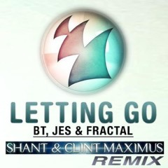 "#Hotpick From #UnleashTheBeat Mixshow 95 ""Letting Go"" (Shant & Clint Maximus Remix) by BT, JES & Fractal"