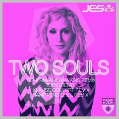 "#HotPick From #UnleashTheBeat Mixshow 123 ""Two Souls"" (Fisherman & Hawkins Remix) by JES"