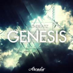 """Genesis"" (Original Mix) by Sickbeatz From Mixshow 143"